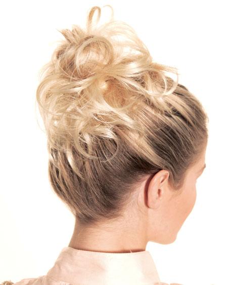 תוספת שיער לקוקו
