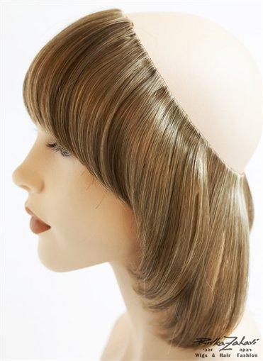 תוספות שיער אירופי לפוני