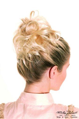תוספות שיער למילוי בקוקו
