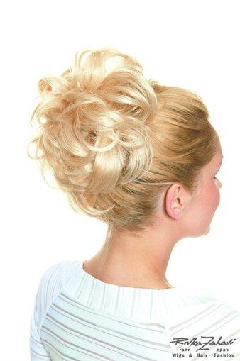 תוספות שיער לנפח בקוקו